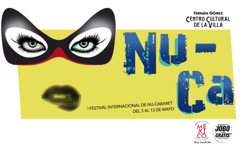 Nu-Ca festival de Nu Cabaret
